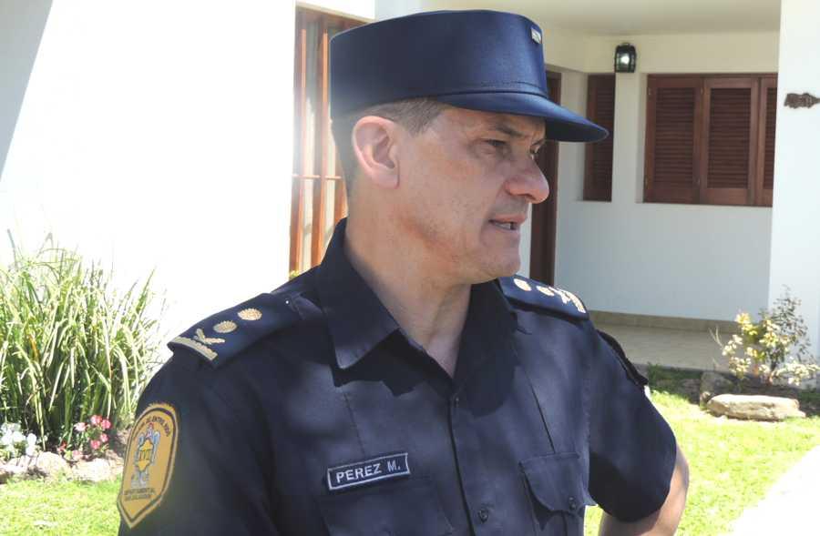 Comisario Miguel Pérez