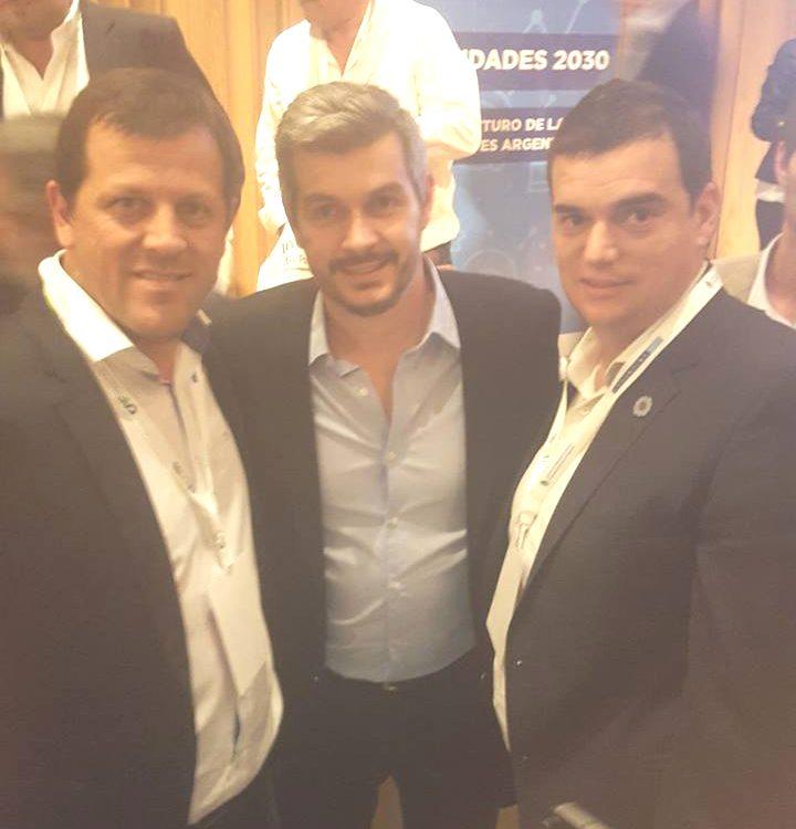 Con Marcos Peña NOV 17