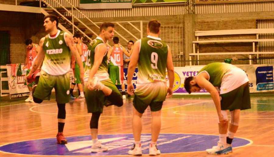 Ferro basquet