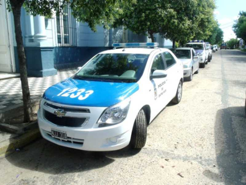 Policia Chajari