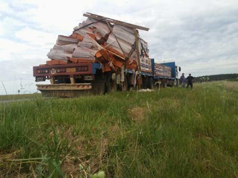 Camion ladrillos