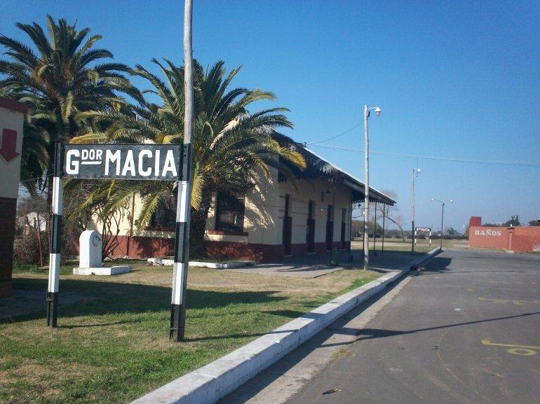 Acoso Macia