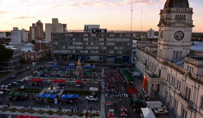 Feria Plaza Mansilla