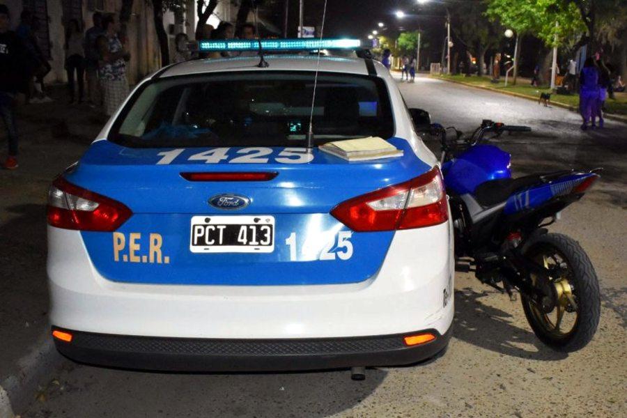 Policía de Chajarí