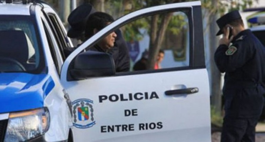 Policia Nogoyá