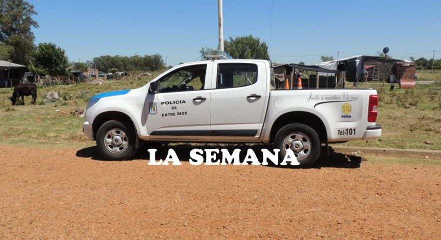 Policia San Salvador