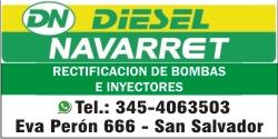 Diesel Navarret
