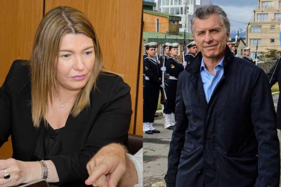 Bertone y Macri