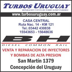 Turbos Uruguay