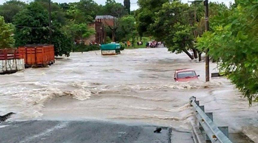 lluvias en Entre Ríos