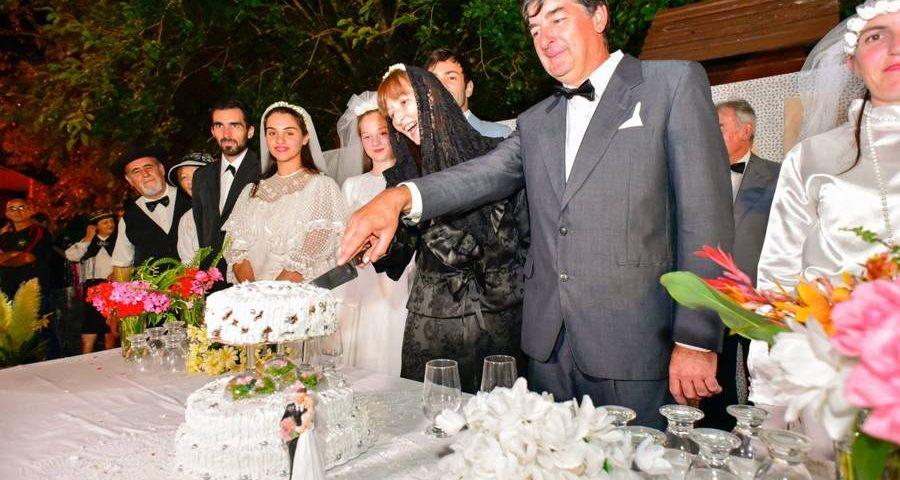 Casamiento del pasado