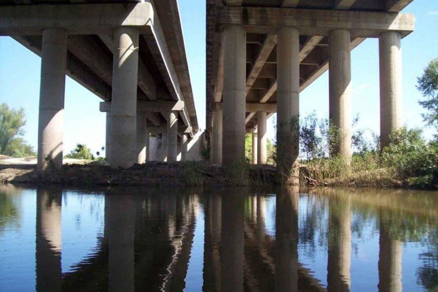 Salvataje en el puente