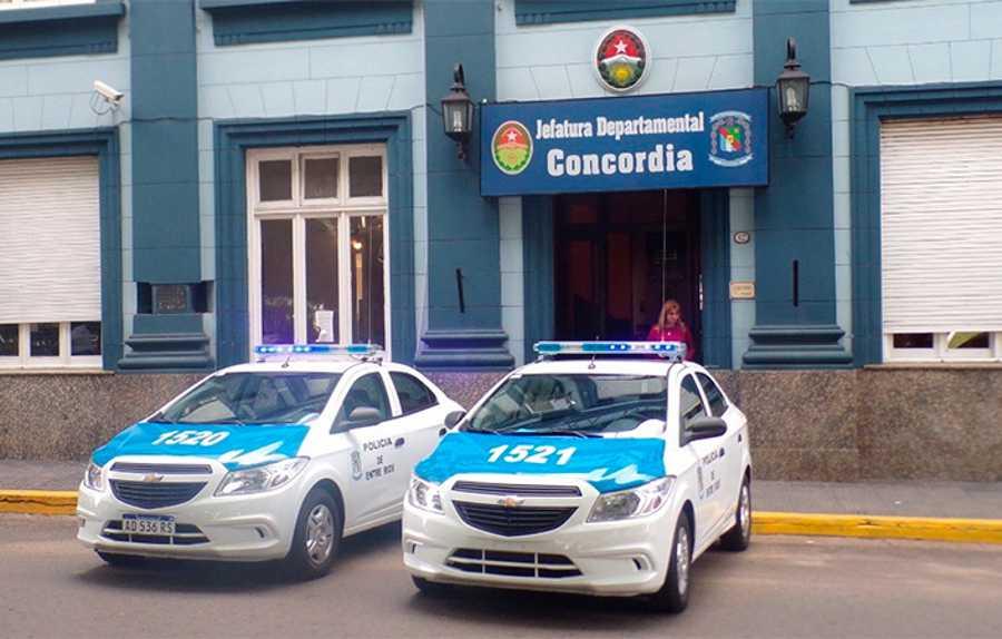 Policia de Concordia