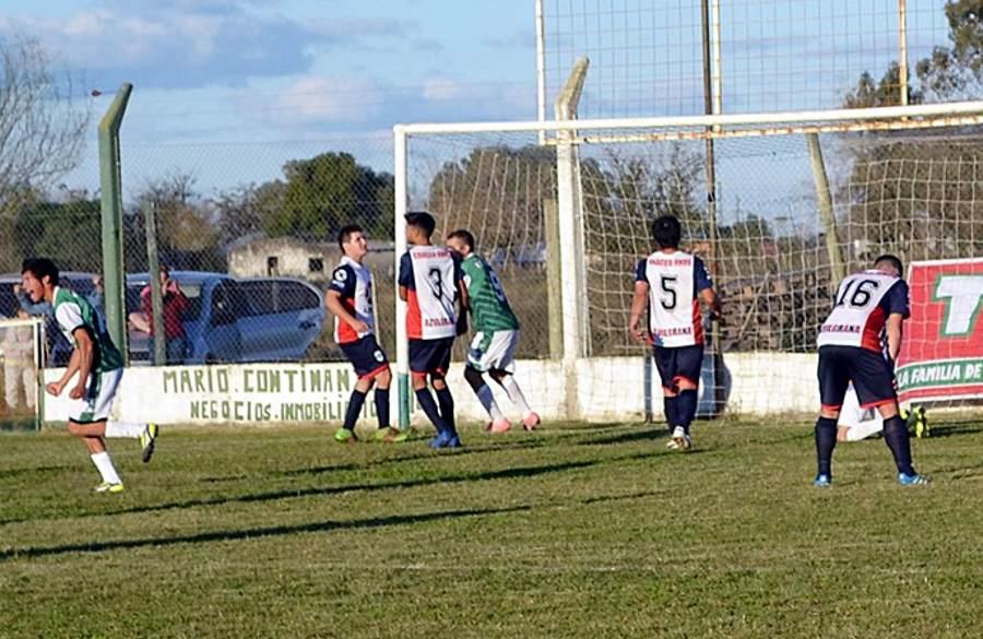 2º gol de Ferro