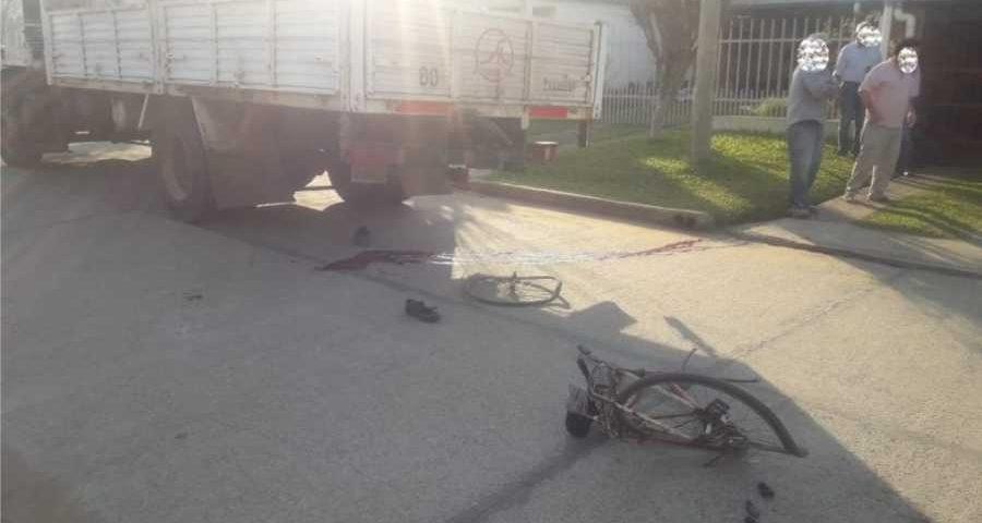 Accidente en Villaguay