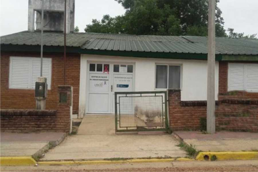 Centro de salud Ubajay