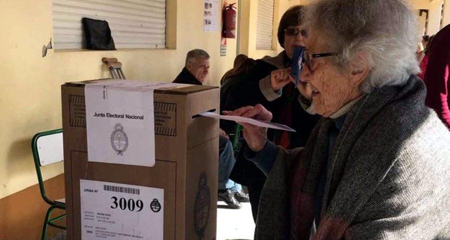 Voto a los 100 años