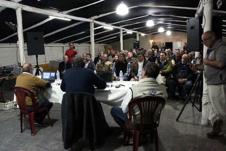 Asamblea en Basavilbaso