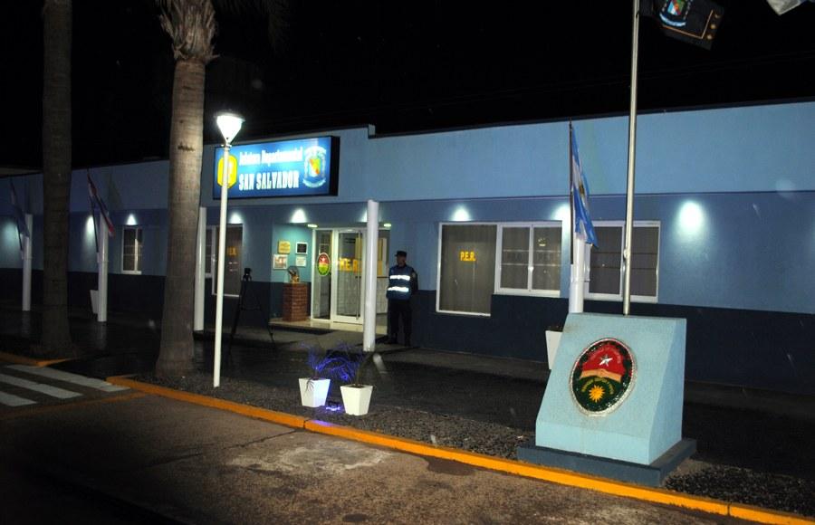 Policia de San Salvador