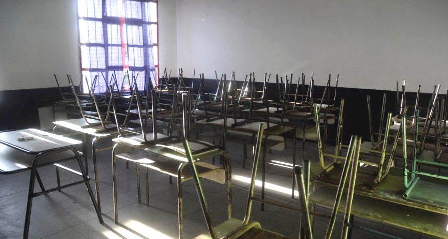 aulas vacias