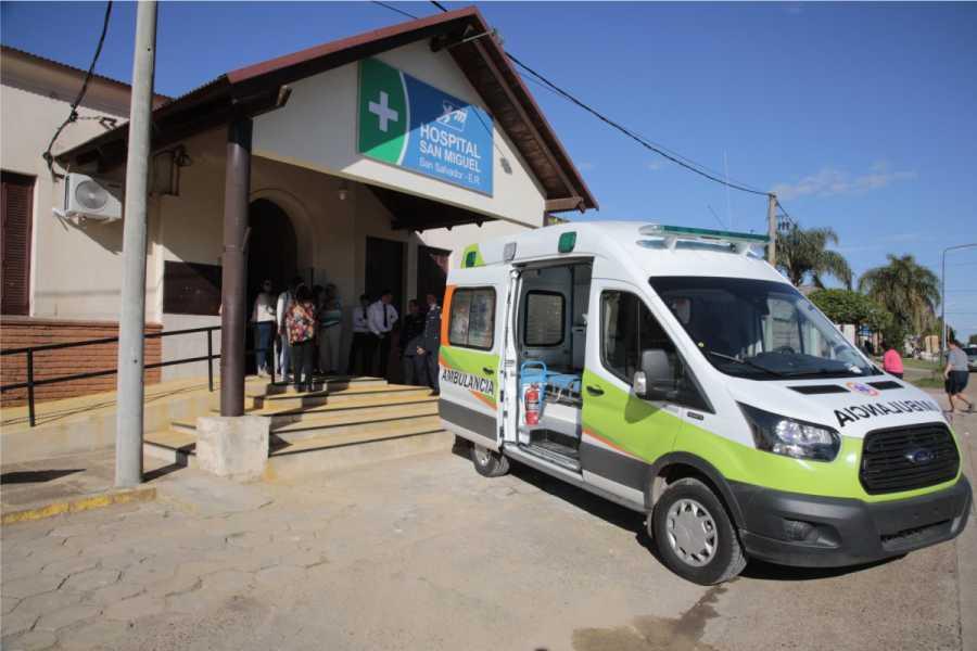 Ambulancia Hospital