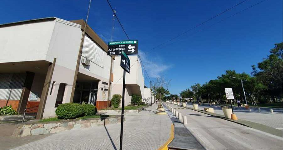 Municipalidad San Salvador