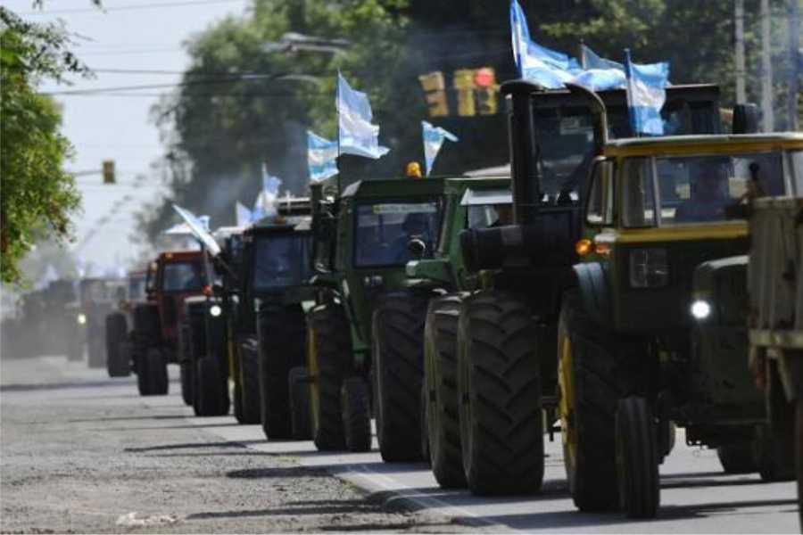 Tractorazos