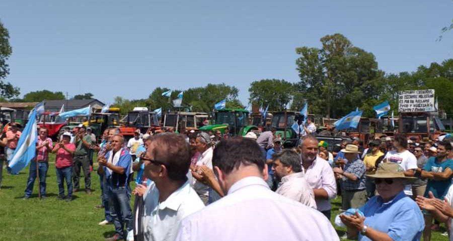 Tractores pergamino
