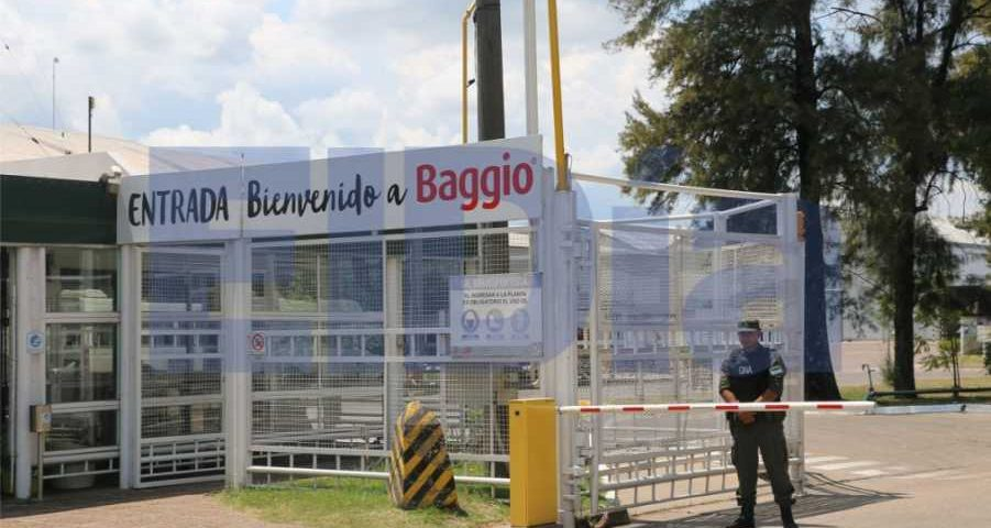 Allanamiento Baggio
