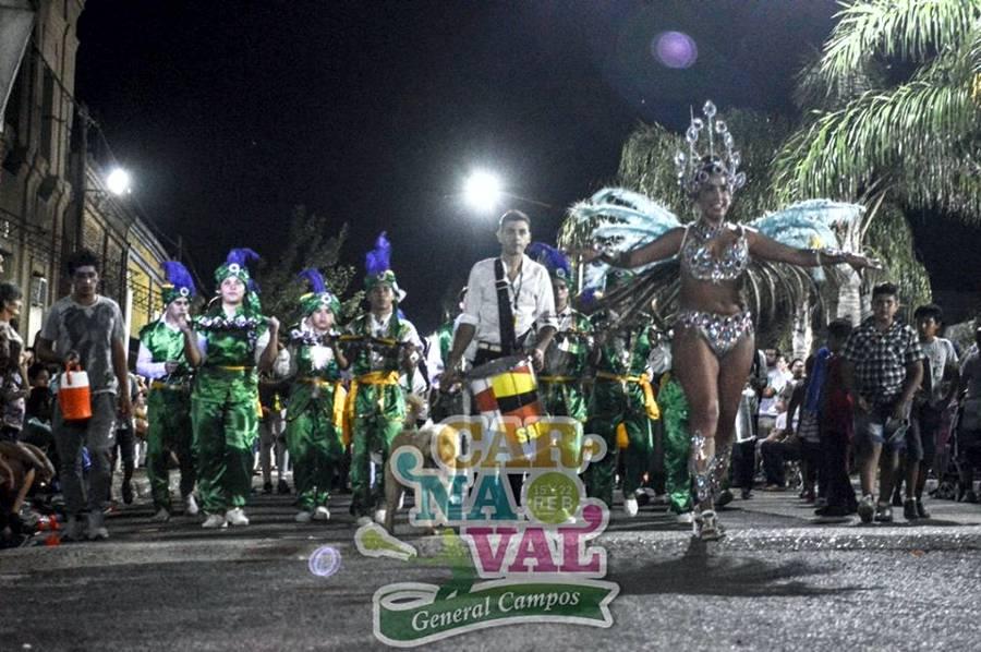 Carnaval General Campos 1