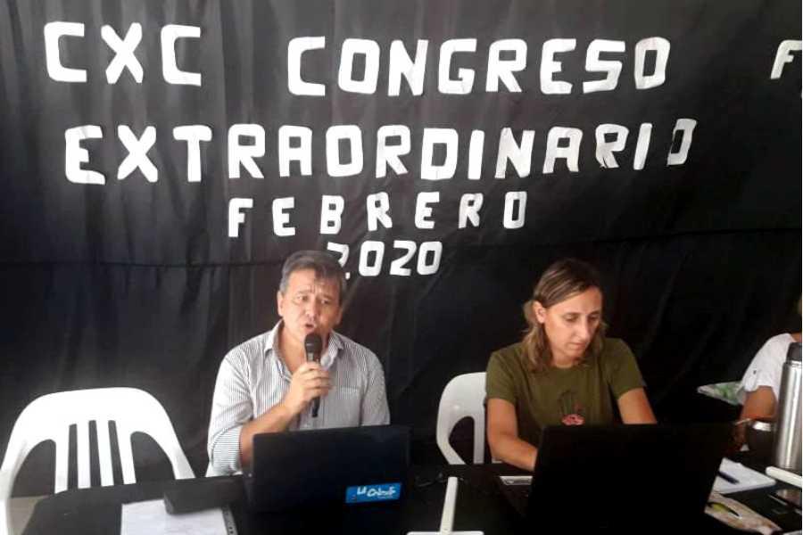 Congreso AGMER