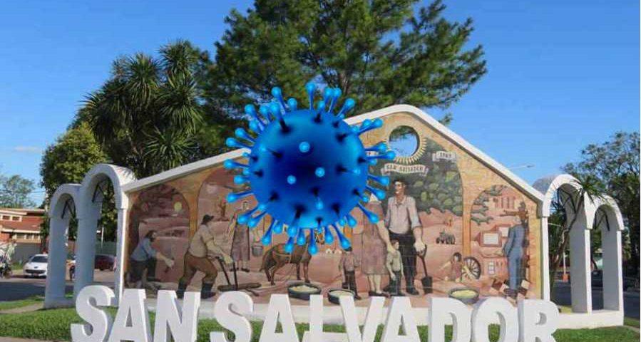 San_Salvador CORONAVIRUS