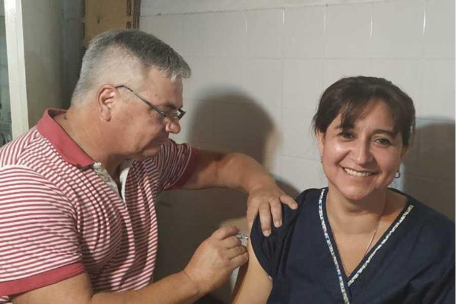 vacunacion Sala