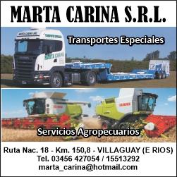 Marta Carina