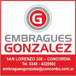 embragues gonzalez