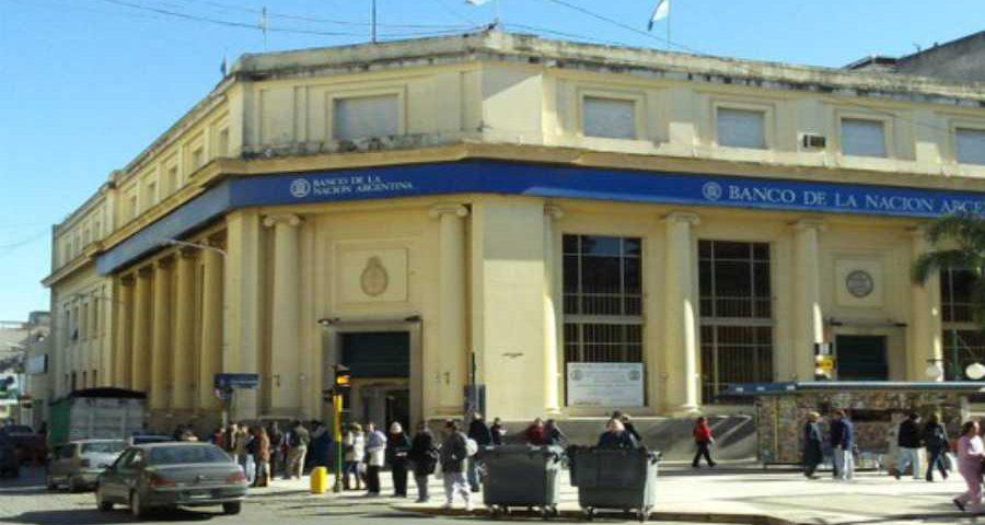 Banco Nacion Parana