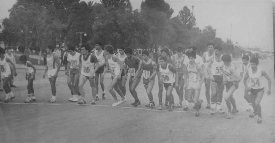 Maraton 17 agosto
