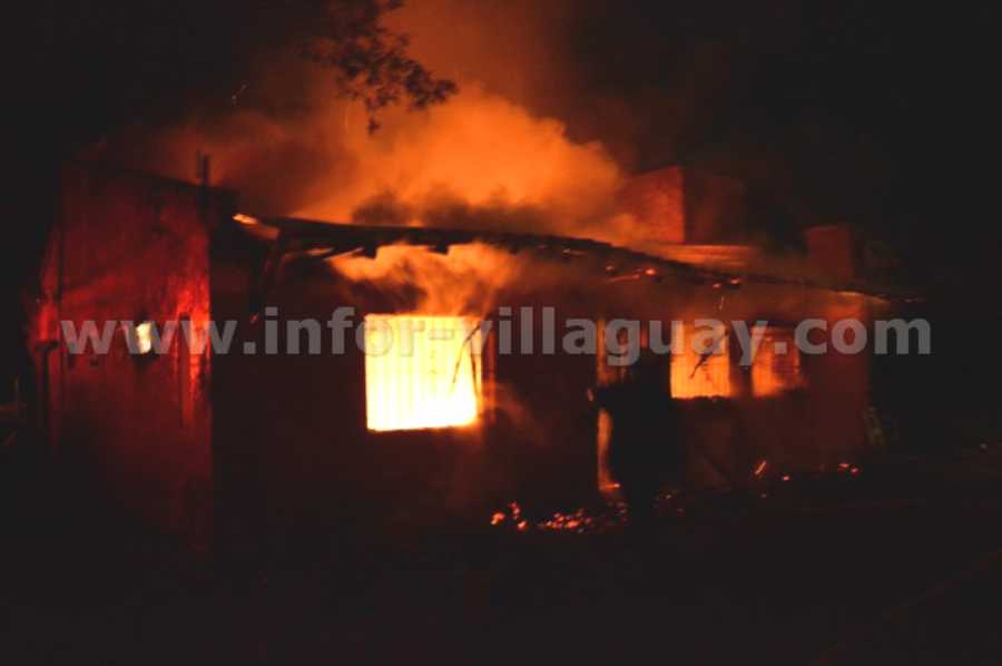 Incendio Villa 2
