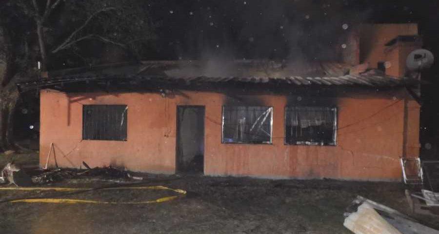 Incendio Villaguay