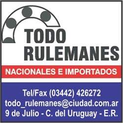 Todo Rulemanes