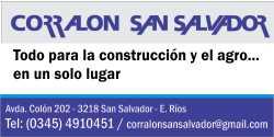 Corrralon San Salvador