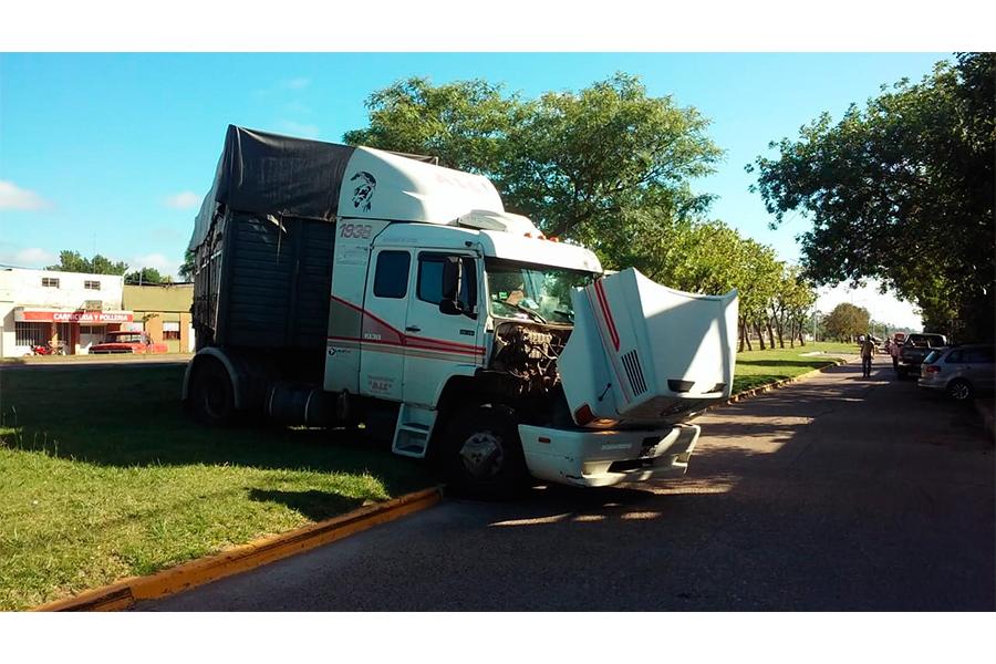 24 camion roto