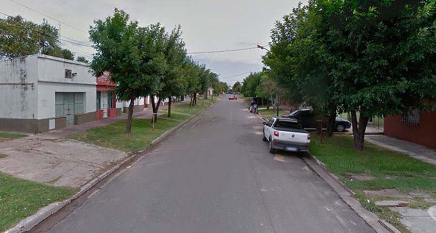 Robo Santa Elena