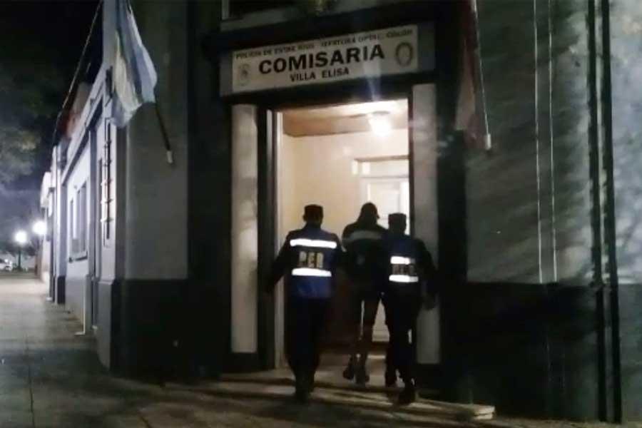 Policia-Villa-Elisa