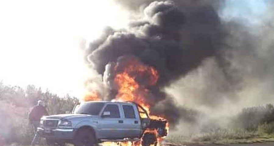 Incendio-Ford-Ranger