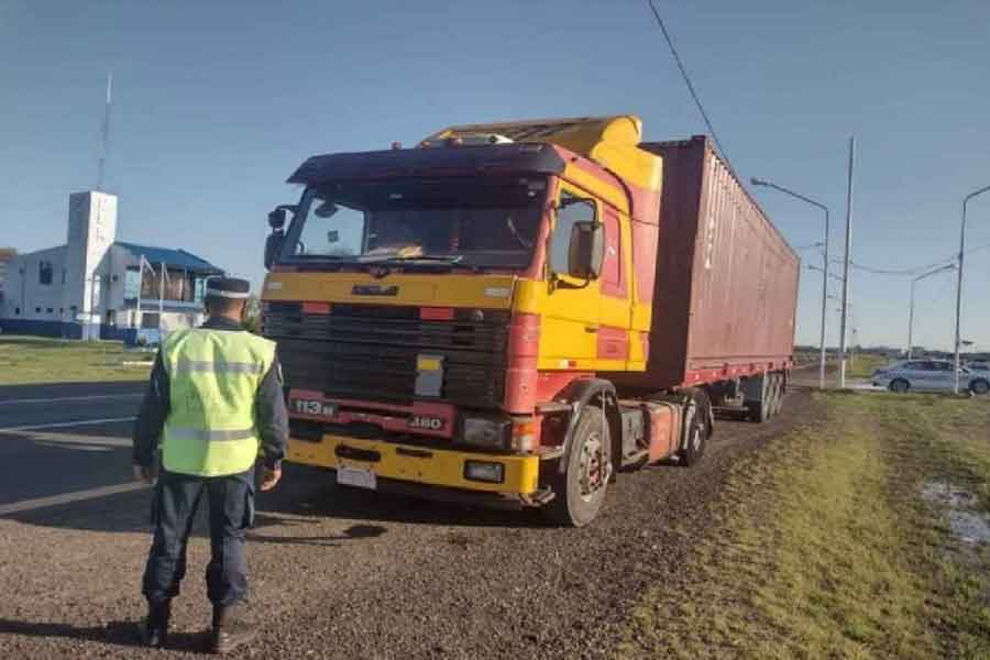 Camionero-detenido